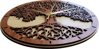 PHOTO #02 (BOTTOM) OF THE TREE OF LIFE CLOCK