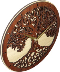 PHOTO #05 (ANGLE1) OF THE TREE OF LIFE CLOCK